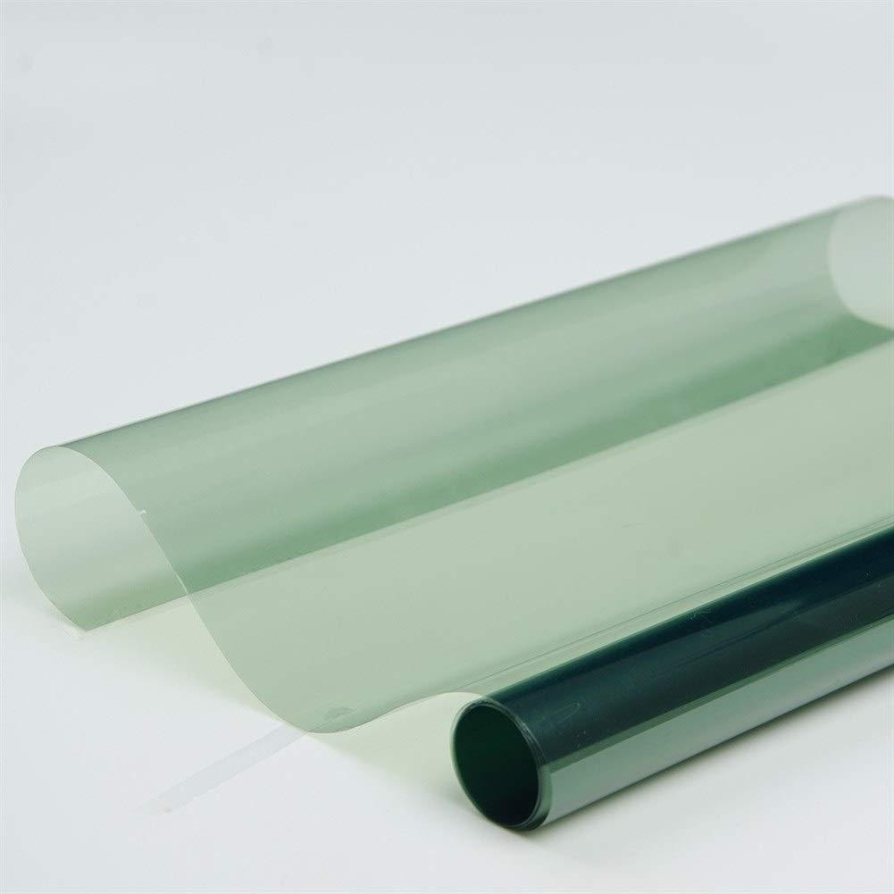 Size : 50cm x 600cm Romantic Night 99 car Window film 100/% UV Rejection Nano Ceramic Film Green Solar Tint Heat Control Car Window Wrap Vinyl Film Side Windshield 50cm x 6m ###