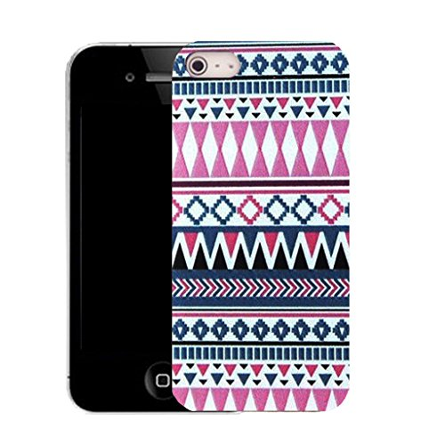 Mobile Case Mate IPhone 5 clip on Silicone Coque couverture case cover Pare-chocs + STYLET - befuddle pattern (SILICON)