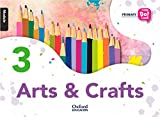 Think Do Learn Arts & Crafts 3rd Primary Student's Book + CD Pack - 9788467383614