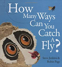 How Many Ways Can You Catch a Fly? by [Jenkins, Steve, Page, Robin]