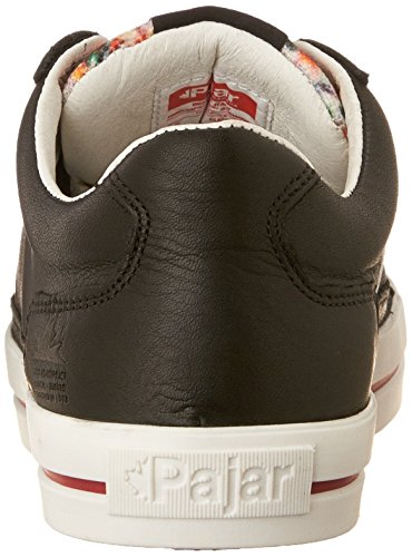 Queens Sneaker Pajar Women's Fashion Black v5gZxnzqZ
