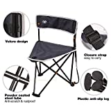 REDCAMP 2-Pack Tripod Chairs Folding, Lightweight