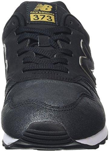 373 Negro Balance Mujer Black New para Zapatillas Ng Gold SCPwxZqv