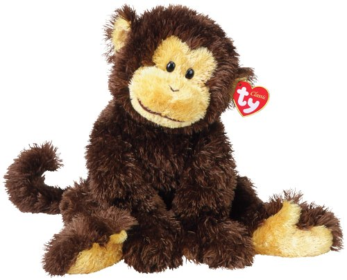 Amazon.com  Ty Digits - Monkey  Toys   Games 544fd7ca5b5
