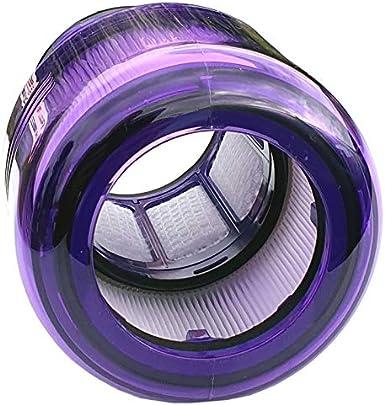 Filtro de motor 12,8 x 9 cm, aspirador escoba inalámbrico V11 Dyson apto para los modelos V11 Animal Plus, V11 Absolute & V11 Absolute Pro.: Amazon.es: Grandes electrodomésticos