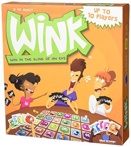WINK BOARD GAME Win in the blink of an eye! Family friends