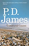 Front cover for the book Unnatural Causes by P. D. James