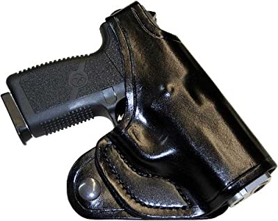 ActiveProGear Leather Driving - Crossdraw Gun Holster