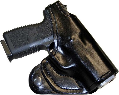 ActiveProGear Leather Driving – Crossdraw Gun Holster