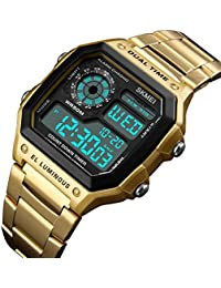 2018 Fashion Men Sports Watches Count Down Waterproof...
