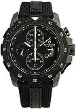 Swiss Army Alpnach Men's Black PVD Automatic Chronograph Limited Edition Watch 241574