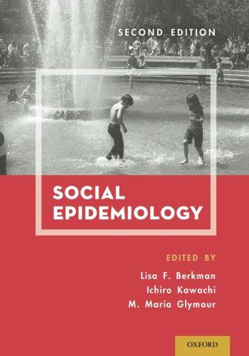 Social Epidemiology