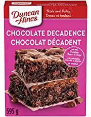 Duncan Hines Brownie Mix, Chocolate Decadence, 595g