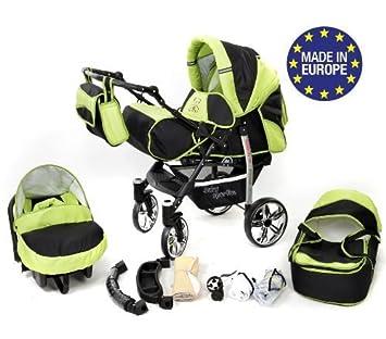 baby sportive landau pour bb avec roues pivotables sige auto poussette systme