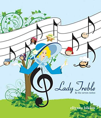Lady Treble & the Seven Notes