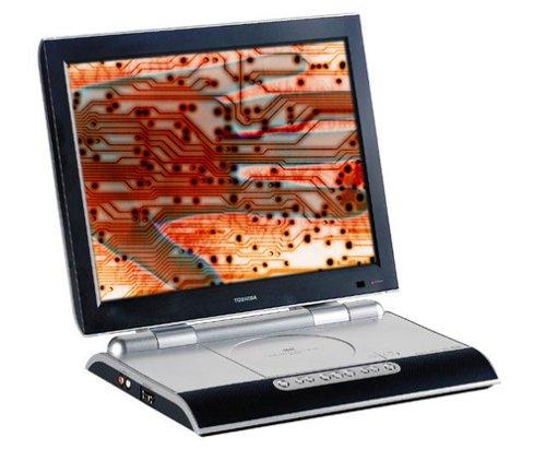 Toshiba SD-P5000 Portable 15