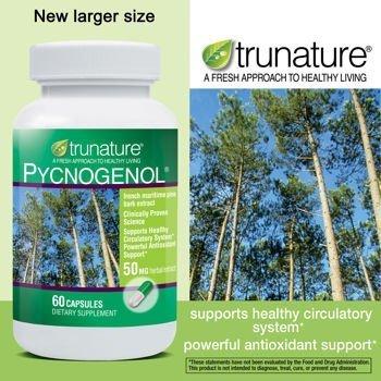 Pycnogenol 50mg 60 Capsules Buy Online In Oman Health And
