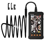 Best Inspection Cameras - NIDAGE Inspection Camera, 5.5mm Borescope Automotive Inspection Camera Review