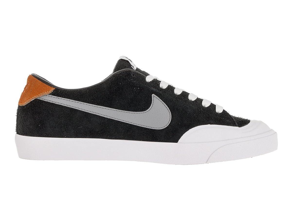 sports shoes f8204 7c7e4 Nike SB Air Zoom All Court CK (Wolf Grey White) Men s Skate Shoes   Amazon.ca  Shoes   Handbags