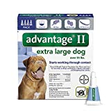 Bayer Advantage II Flea and Lice Treatment for...