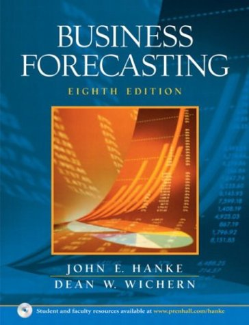 Business Forecasting and Student CD Package (8th Edition)