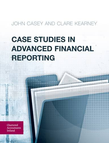 Case Studies in Advanced Financial Reporting