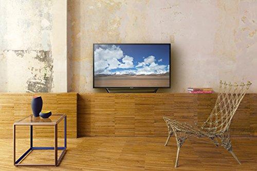 Sony KDL32W600D 32-Inch HD Smart TV - Black
