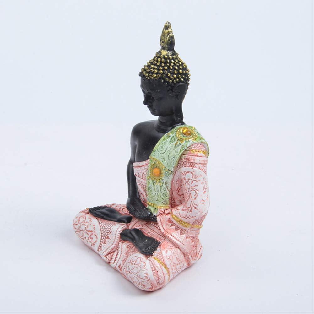 WSJ Estatua de Buda jard/ín Ornamento artesan/ías Buddah Budha Exterior Creativo hogar Sala de Estar decoraci/ón artesan/ía Regalo decoraci/ón Estatua de Buda
