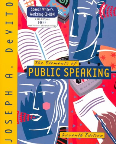 The Elements of Public Speaking (7th Edition)