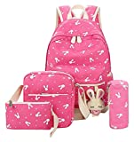 Backpack,Caveen Cute Funny Canvas School Bag Back to - Best Reviews Guide