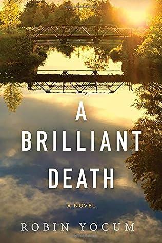 book cover of A Brilliant Death
