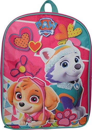 Nickelodeon Girl Paw Patrol 15 School Bag Backpack [並行輸入品]   B078WWWBVY
