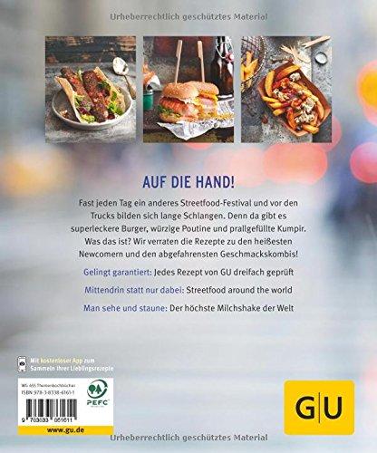 streetfood essen wie vom foodtruck gu kuchenratgeber amazon de martin kintrup bucher