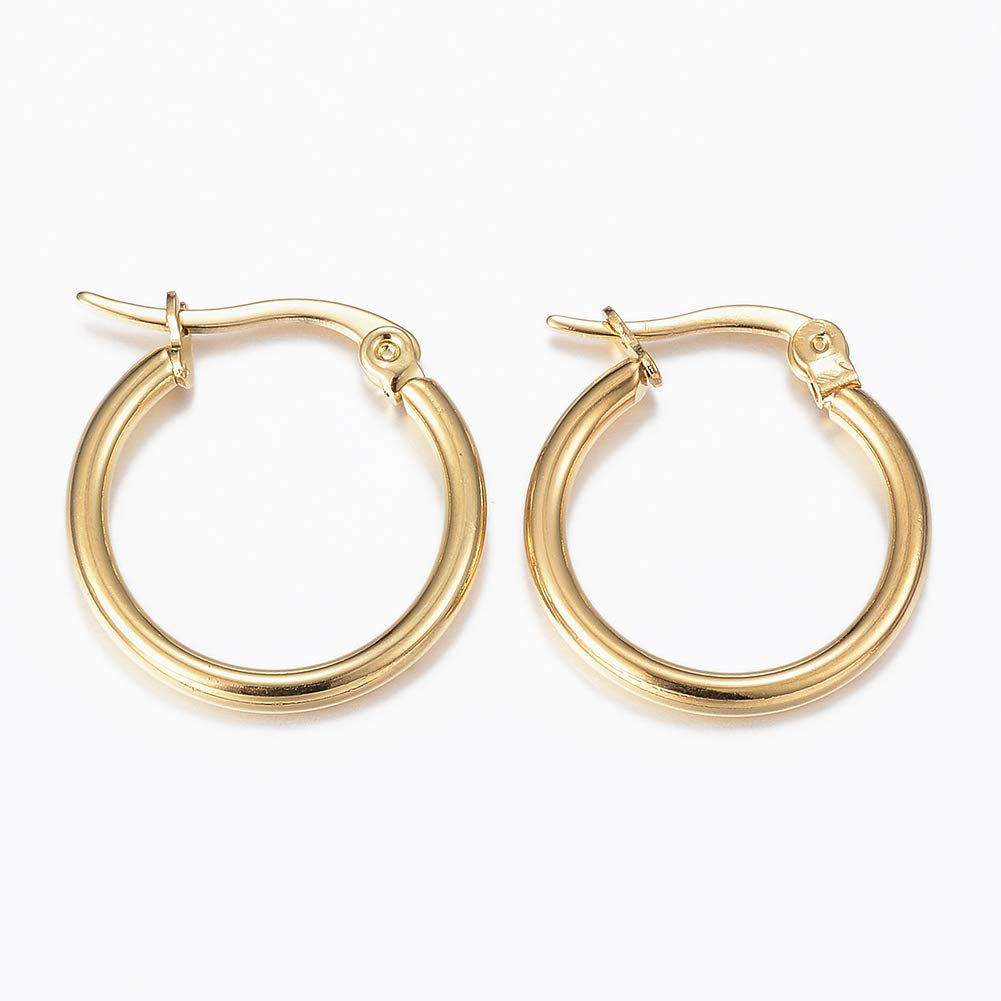 1000* Silver Plated 25mm Earwire Hoops Wine Charm Rings