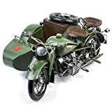 GL&G Manual Retro Iron art motorcycle model Home decoration marry gift bar office Tabletop Scenes Collectible Vehicles Ornaments Keepsakes,402617cm