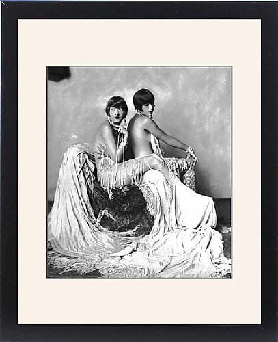 [Framed Print of The Dolly Sisters, New York] (Dance Costumes Online America)