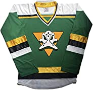 Ducks Hockey Jerseys - Pro Quality Jerseys; We are Ready to Customize with Names and Numbers