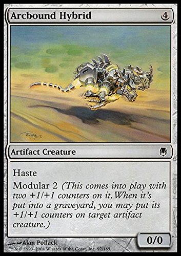 Magic: the Gathering - Arcbound Hybrid - Darksteel - Foil by ...