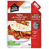 Club House Fajita with Roasted Chili Skillet Sauce, 6 Count