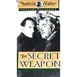 Sherlock Holmes & Secret Weapon