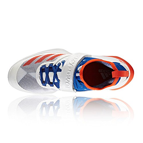 Weightlifting Power Adidas Ss18 Scarpe Crazy Orange qaBwp7