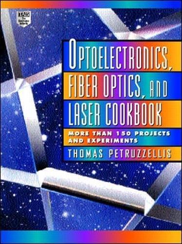 Optoelectronics, Fiber Optics, and Laser Cookbook