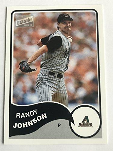 2003 Bazooka #80 Randy Johnson NM/M (Near Mint/Mint)