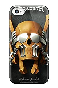 New Style New Arrival Case Specially Design For Iphone 4/4s (megadeth)