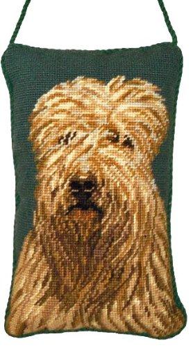 Wheaten Terrier Needlepoint - 5