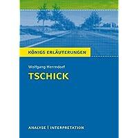Tschick: Textanalyse und Interpretation mit ausführlicher Inhaltsangabe und