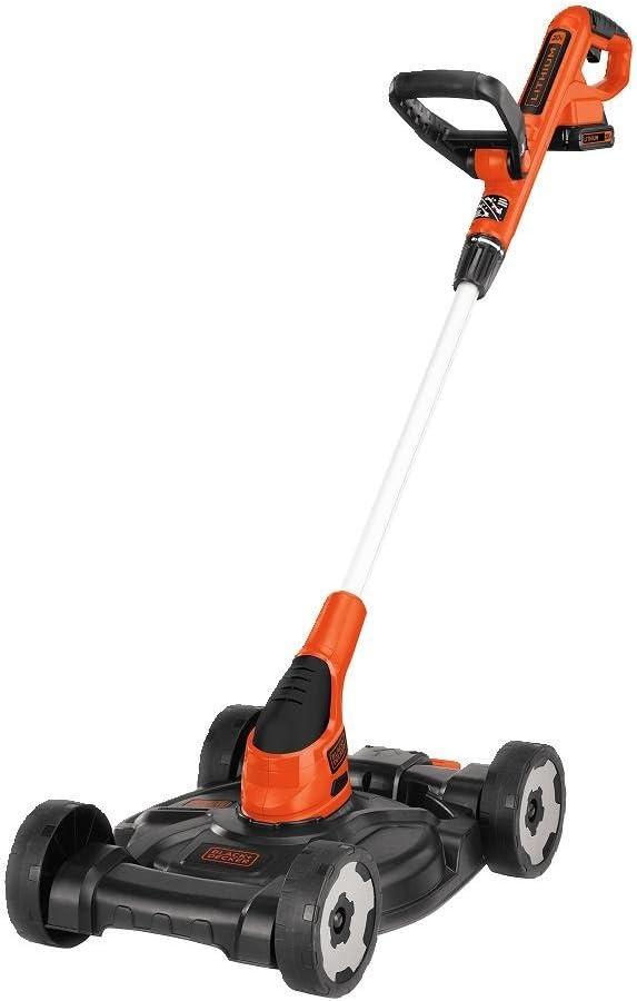 BLACK+DECKER MTC220 3-in-1 Lawn Mower - Best Budget Battery Lawn Mower