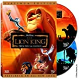 Kyпить The Lion King Platinum Edition 2003 DVD Features an All-New Song 2-Disc Set на Amazon.com