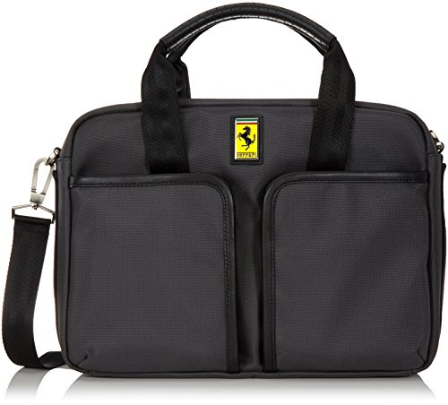 Ferrari  Aktentasche, Grau