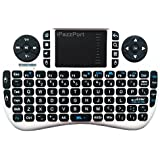iPazzPort Wireless Mini Keyboard with Touchpad Combo for Android Smart TV
